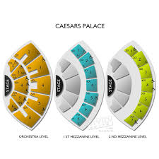Caesars Atlantic City Venue Seating Chart Caesars Palace Concert Tickets And Seating View Vivid Seats