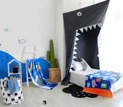 Fantastic Big Shark Canopy Bed Tent for Child's Room Decorative Play ...