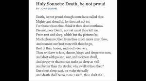 john donne as a metaphysical poet essays the sun rising by john  death be not proud poetry essay 91 121 113 106 death be not proud poetry essay death by john donne