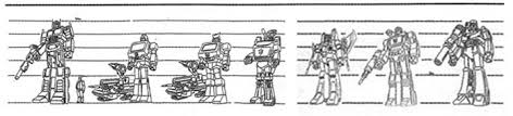 Transformers G1 Scale Chart Transformers Scale Chart Video Landstar Village Apts