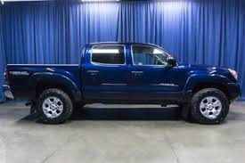 Blue Toyota Tacoma In Washington For Sale ▷ Used Cars On ...