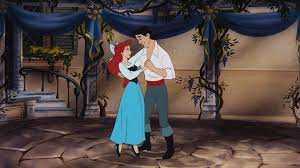 Small Picture Image Gallery of Princess Ariel And Prince Eric Dancing