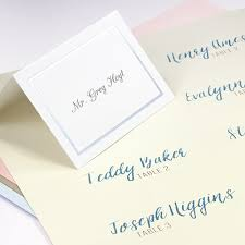 flat place cards wedding place cards with guest names printed or blank