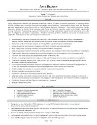 Investment Banker Resume Template Banking Templates Word