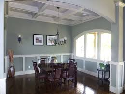 Dining Room Wainscoting Ideas Interior Wainscoting Ideas Classical Carving Wooden Dining Table