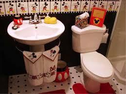 mickey mouse bathroom sets