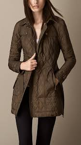 147 best Quilted jackets images on Pinterest | Blazers, Children ... & Heritage Quilted Coat | Burberry Adamdwight.com