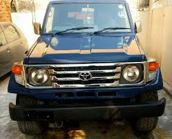 Toyota Land Cruiser 1990 for sale in Lahore | PakWheels