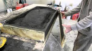 Concrete Sink Diy Concrete Central Concrete Countertops Tabletops Sinks And