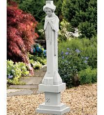 garden sprite statue