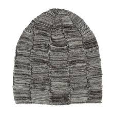 Shop Cool <b>Men</b> Women <b>Knit Beanie Cap Ski Hat</b> Solid <b>Casual</b> ...