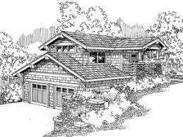 The House Plan Shop Blog » Unique Carriage House Plan for a     G  Unique Carriage House Plan