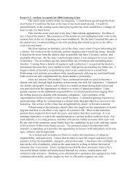 essay example personal essay example personal experience  essay example