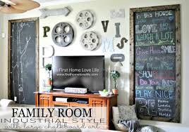 living room gallery wall ideas. industrial style family room gallery wall living ideas t