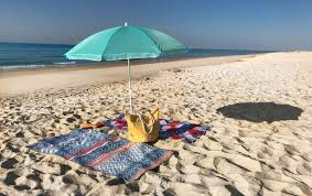 beach towels on sand. Beach Towels On Sand I
