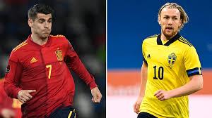 โปรแกรมฟุตบอล ยูโร 2020 - สเปน ปะทะ สวีเดน สถิติย้อนหลัง กระทิง ข่มมิด