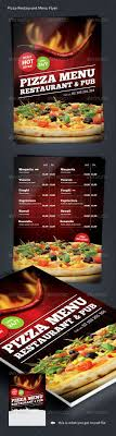Menu Flyer Template 24 Best Restaurant Branding Images On Pinterest Flyer Template 22