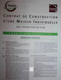 jeudi 9 janvier 2016 notre mercial nous rend à nouveau visite pour nous faire signer le ccmi contrat de construction d une maison individuelle nous