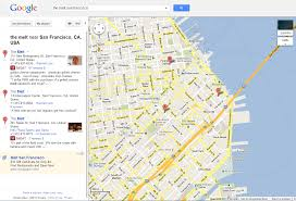new google maps interface surfaced ahead of google io