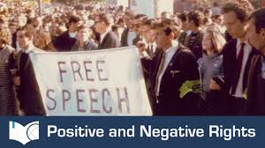 Positive and Negative Rights - YouTube
