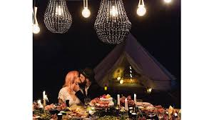 glamping events bell tents tipis
