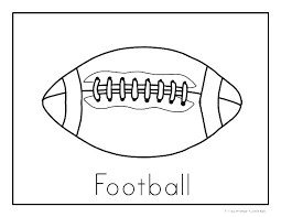 Football Coloring Pages Nfl Coloring Page Coloring Pages Players