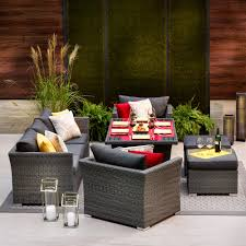 conversation sets patio furniture clearance kohl s patio furniture patio sectional