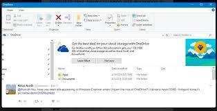 Windows 10 Explorer Microsoft Ads Invade Windows 10s File Explorer Pcworld