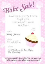 Bake Sale Flyer Templates Free Download Bake Sale Poster Template From Sign Up Free Flyer