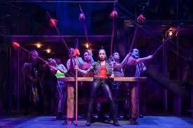 La Jolla Playhouse Kiss My Aztec La Jolla Playhouse