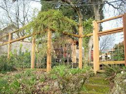 deer fence for garden. deer fence designs for garden