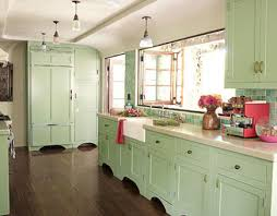 cabinets painted porters calm green or frosted mint backsplash