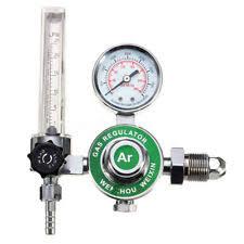 welding gas flow meter. argon co2 gas mig tig flow meter welding weld regulator gauge welder cga580 fits e