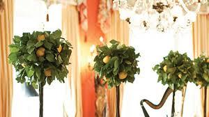 lemon tree x: whimsical lemon tree centerpiece wedding table centerpieces southern living