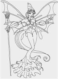 Winx Club Bloom Coloring Pages Luxury Winx Club Ligea Coloring Page
