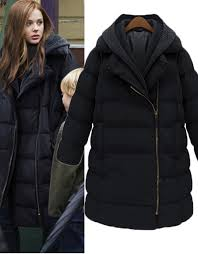 women s middle length cotton padded winter coat korean style jacket out of stock