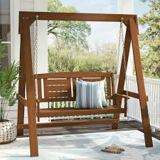 home design canopy swing bed