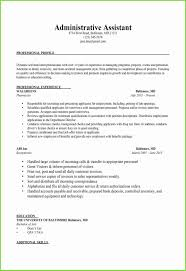 Resume And Cover Letter Examples Unique Example Format A Cover