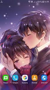   see more about anime, icon and couple. 24 Romantic Love Romantic Cute Anime Couple Wallpaper