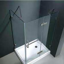32 shower view larger image 32 frameless shower door