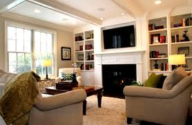Tv Decorating Ideas Family Room With Tv Family Room Kelly Scanlon Interior Design Tv