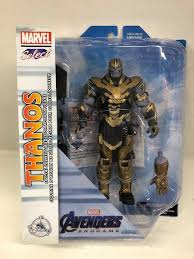 Disney Store Exclusive <b>Marvel Select</b> Captain <b>Marvel</b> & Thanos ...
