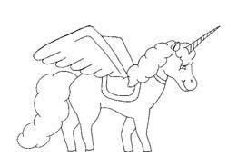 Unicorni Da Colorare Disegnidacolorareit