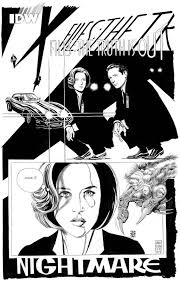 the x files annual 2018