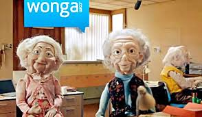 Troubled payday lender Wonga is saved from insolvency by a £10m ...