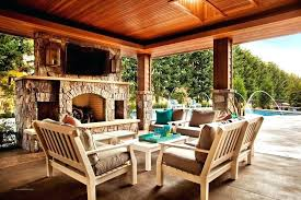 lovely backyard covered patio designs for bamboo cover with decorating ideas outdoor wall
