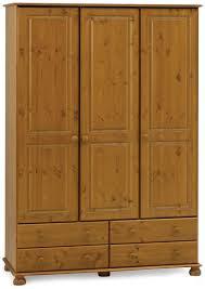 Solid Pine Bedroom Furniture Sets Solid Pine Bedroom Furniture Set 3 Door Wardrobe Drawers