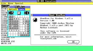 Windows 1 Applications For Windows 1 X 2 X