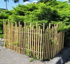 bamboo garden fence. Wonderful Fence Bamboo Picket Fence And Garden Fence N