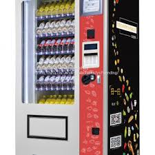 Vending Machine Snack Suppliers Magnificent YCFVM48 Snack And Drinks Vending Machine Snack Vending Machine